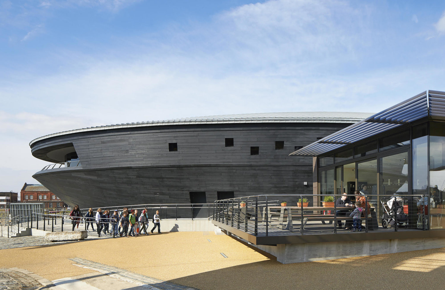 Mary Rose Museum Shortlisted for Beautiful South Awards
