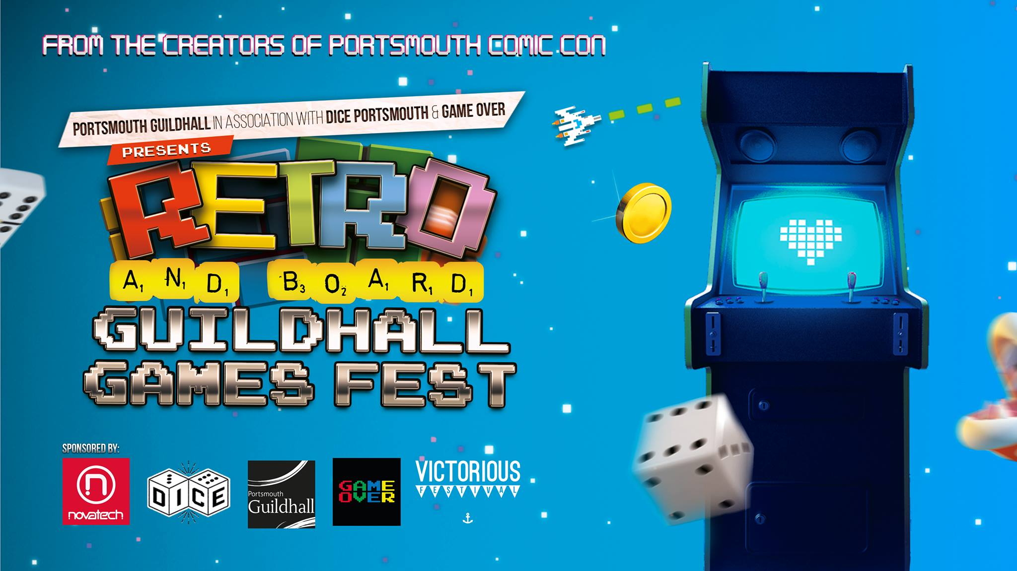 games fest at portsmouth guildhall