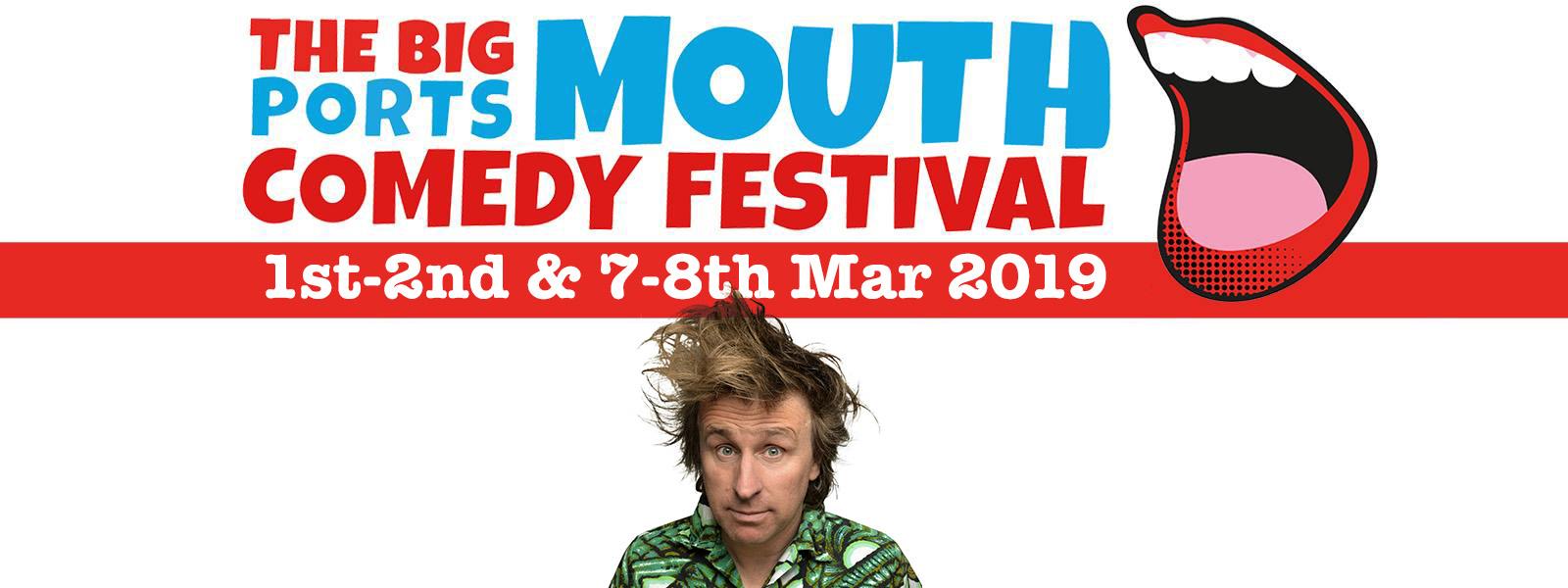 Portsmouth Comedy Festival 2019