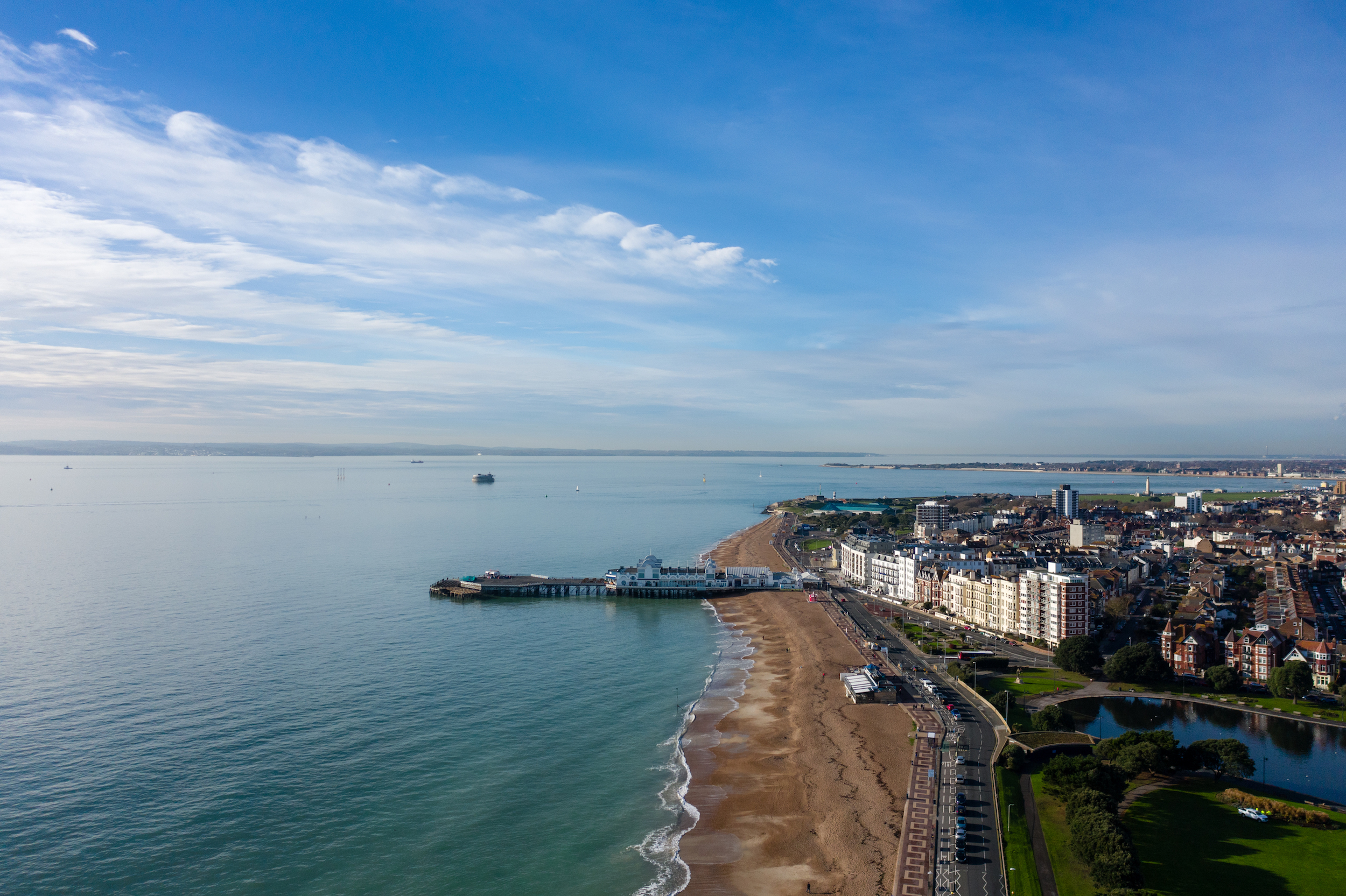 Portsmouth and Southsea seafront masterplan