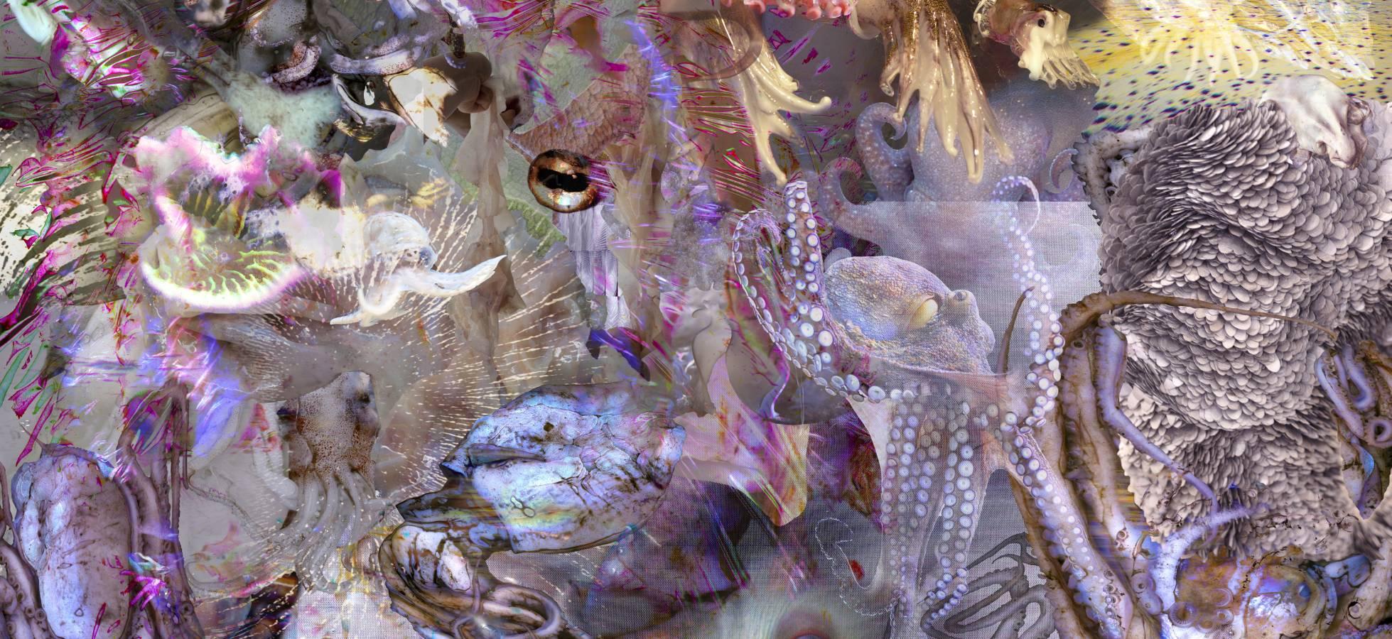 Maggie Roberts Uncanny Valley. Aspex Gallery
