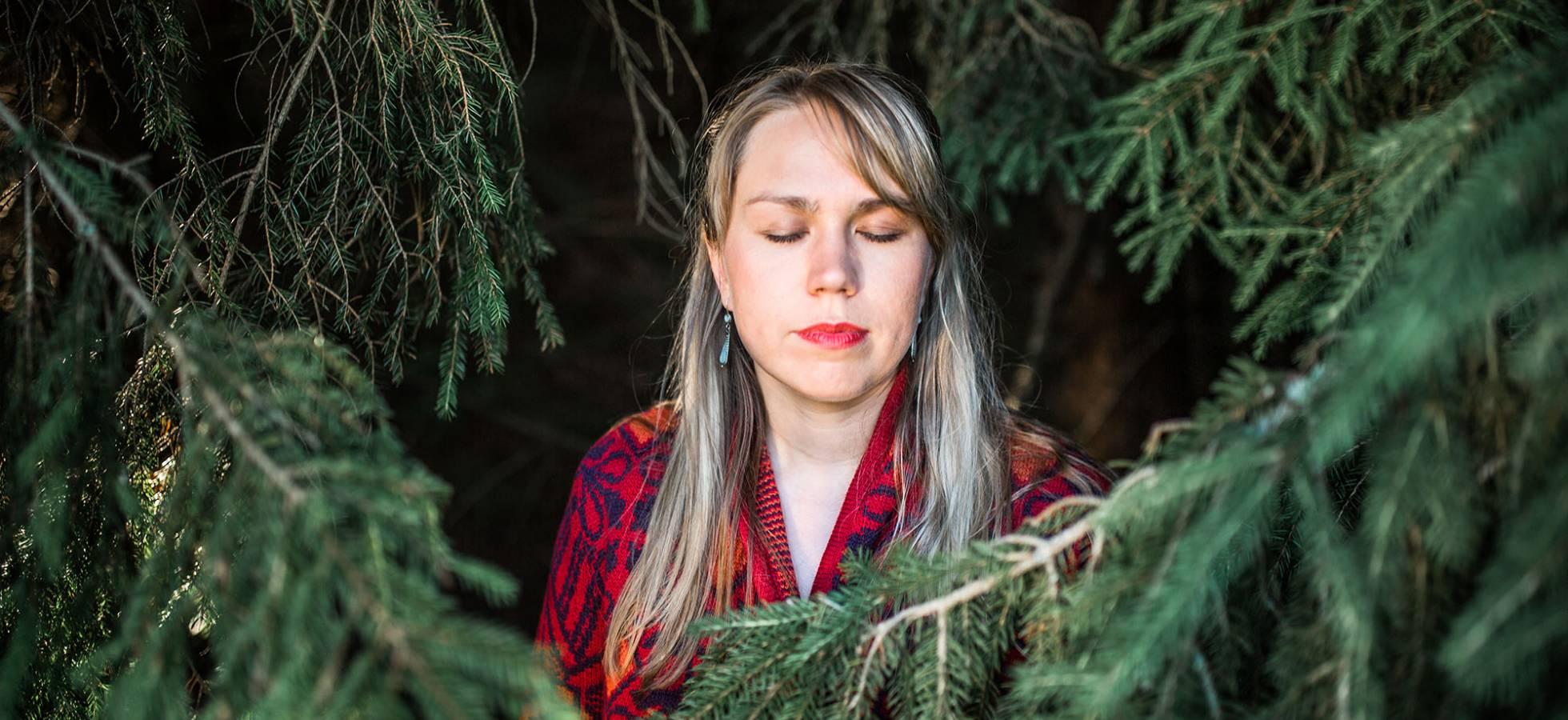 Mari Kalkun Estonian Folk