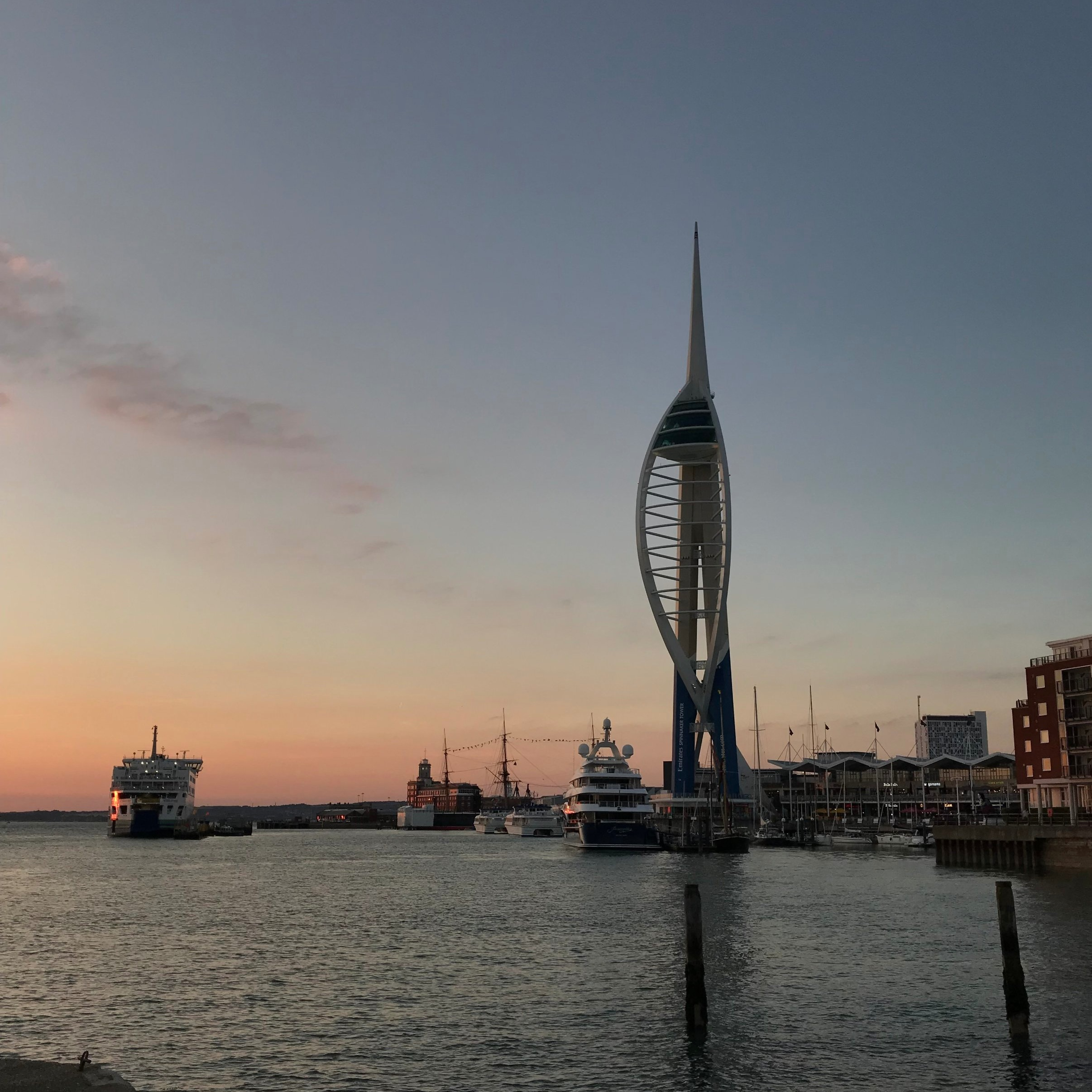 Emirates Spinnaker Tower Nominated for British Travel Award