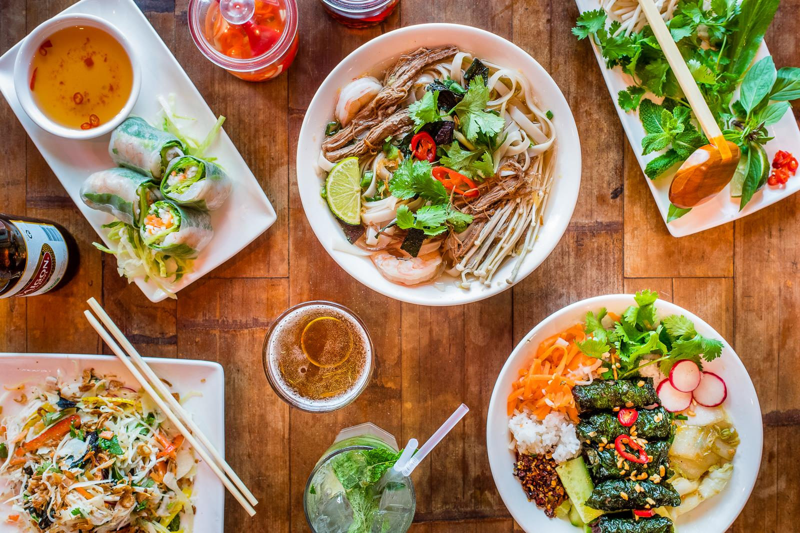 'Free Phó Day' as Vietnamese Restaurant Is Set to Launch at Gunwharf Quays