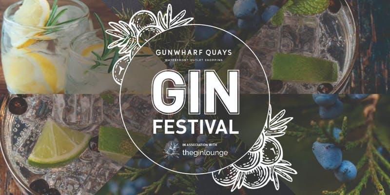 The Gunwharf Quays Gin Festival