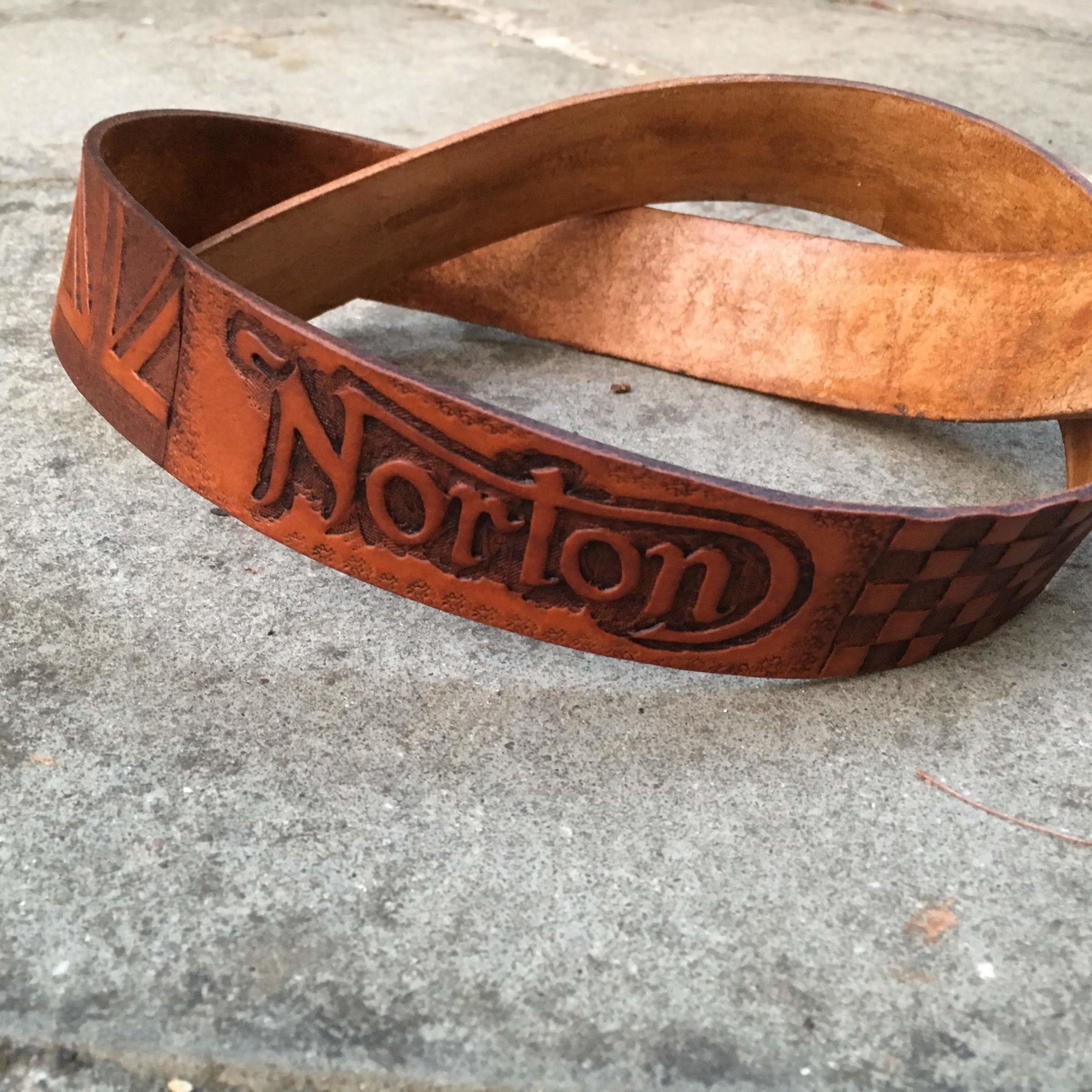 Hand-Carving Belt
