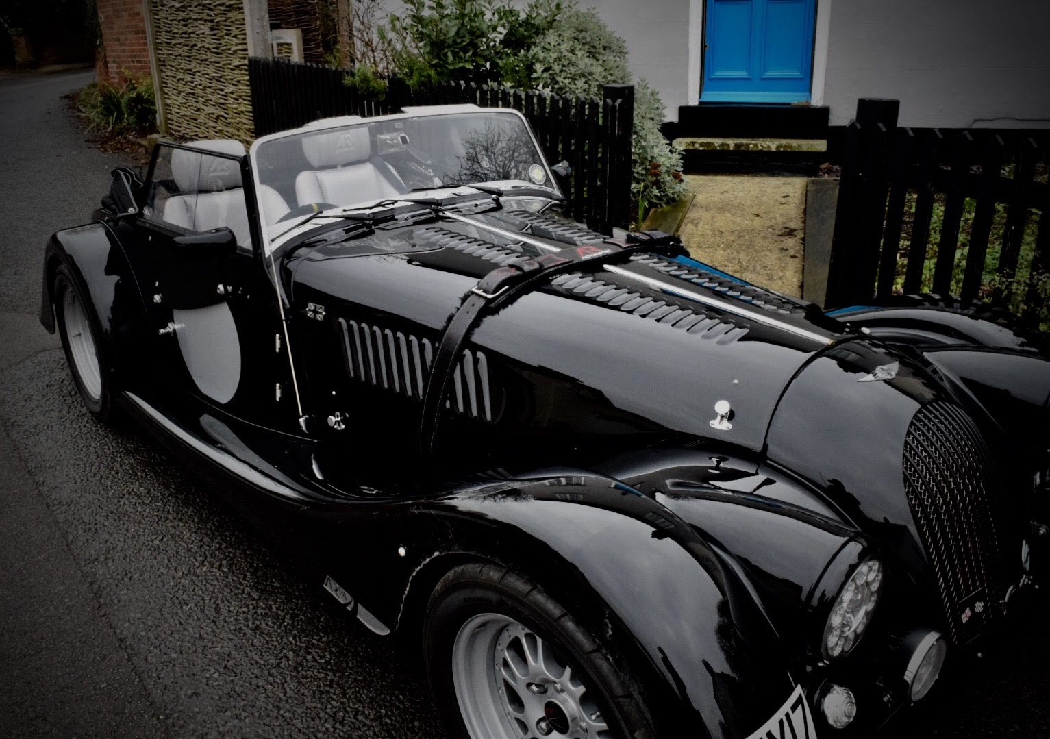 MORGAN PLUS 4 AR MOTORSPORT