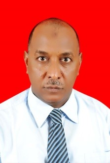Kamal Osman Mirghani from the Sudanese Sepsis Alliance