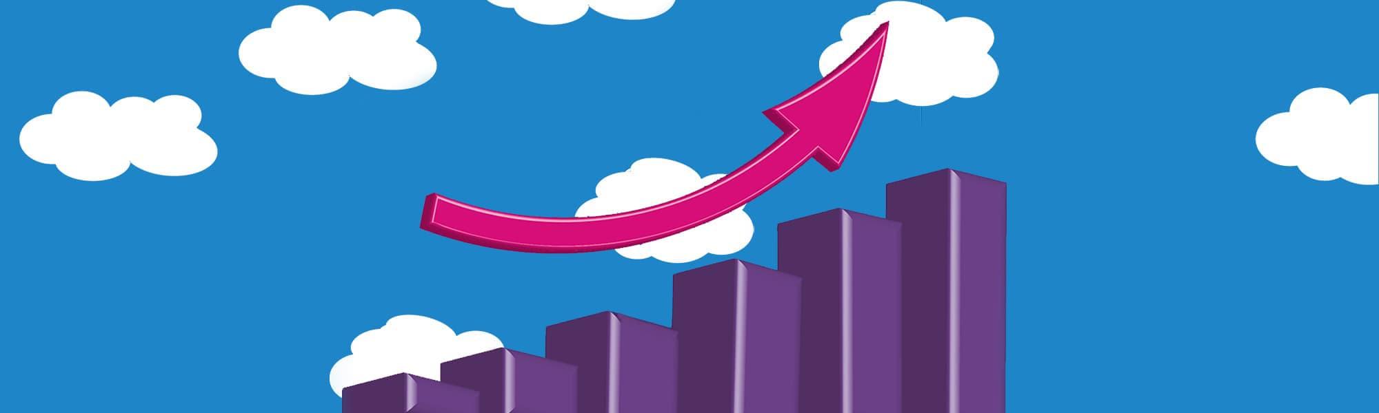 pink upward arrow pointing to top of rising purple diagram.jpg