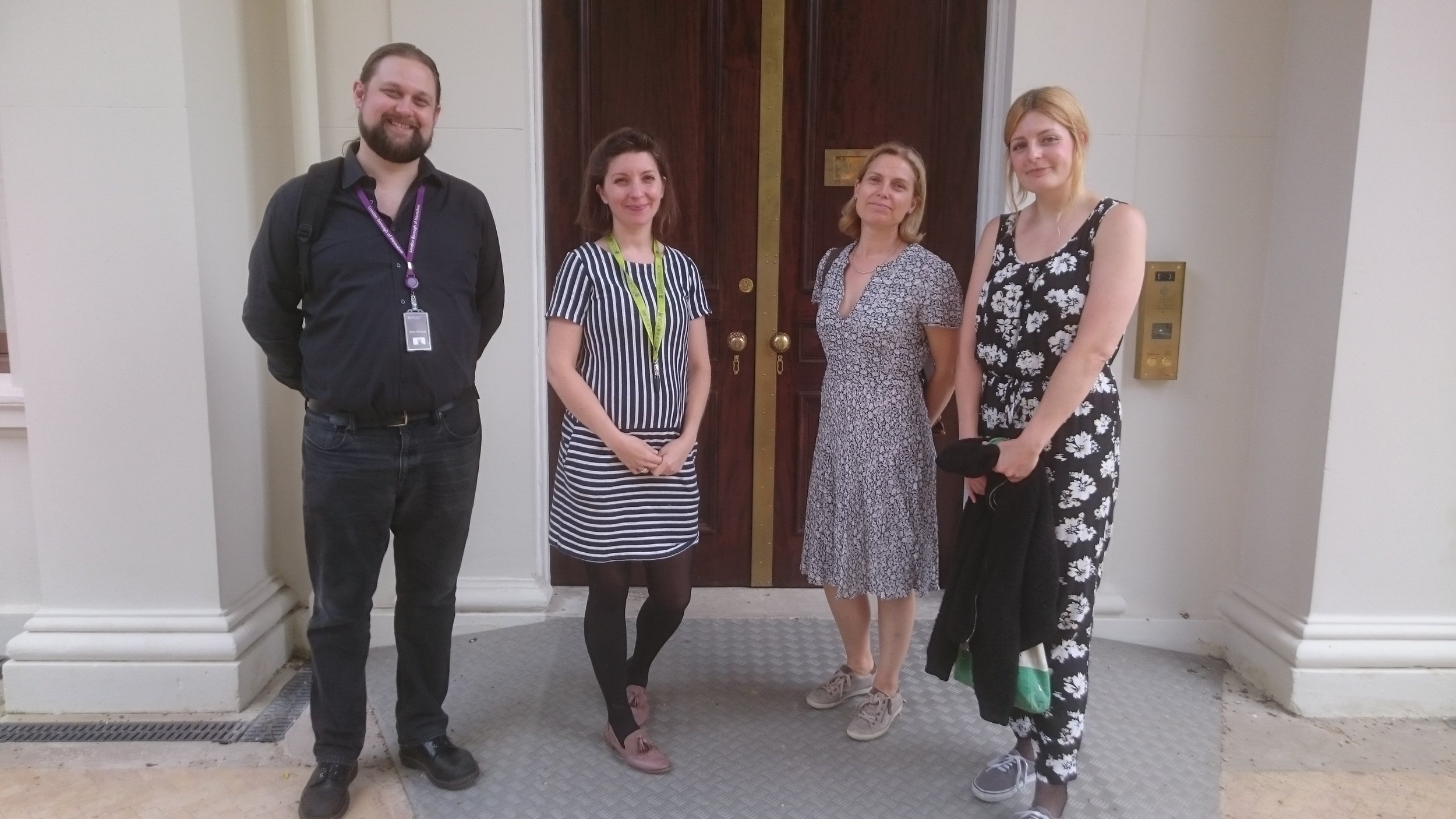 Partner and Volunteer Meeting at Gunnersbury Park and Museum
