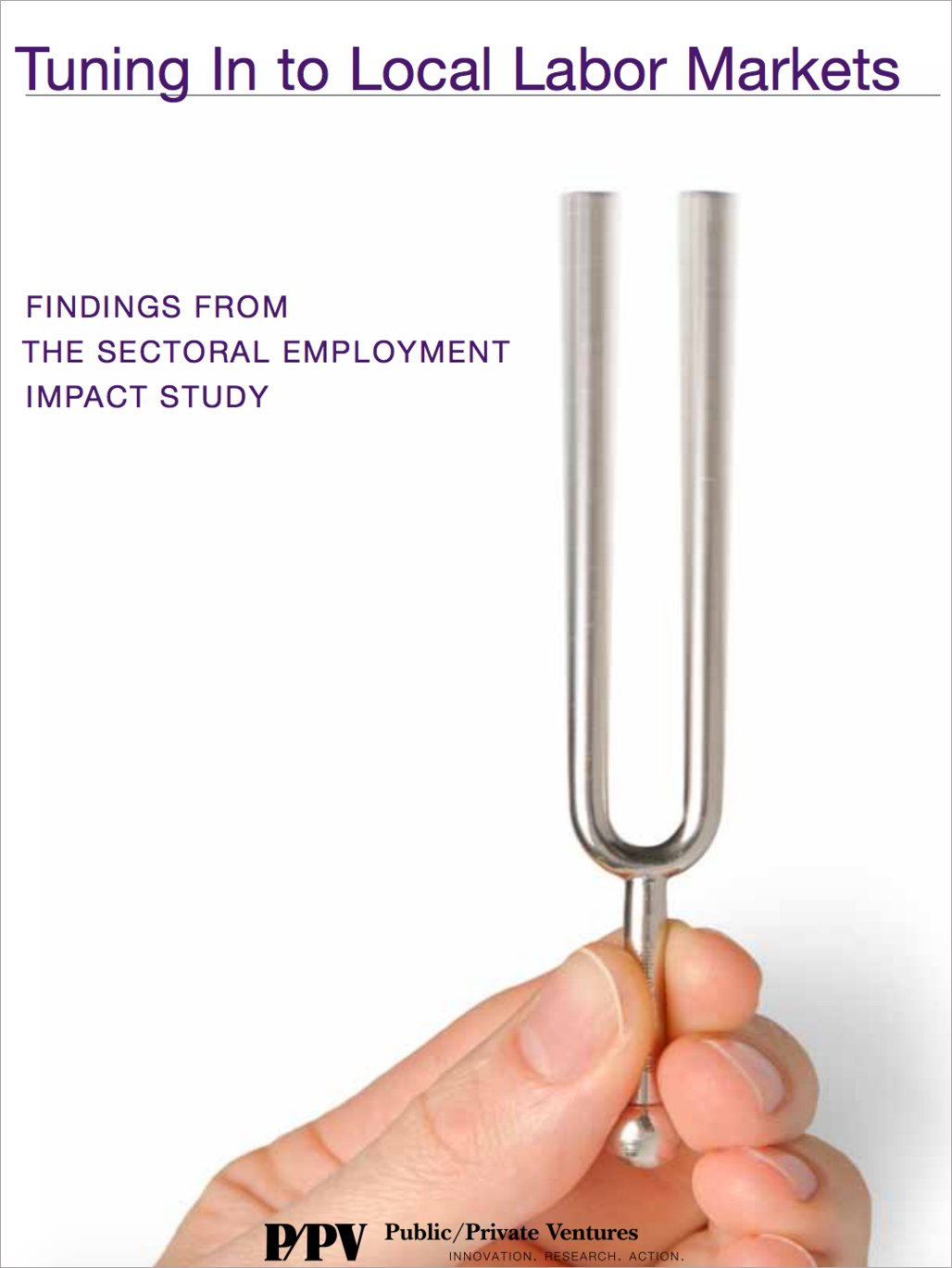 A 2010 report released by Public/Private Ventures. Data from the Sectoral Employment Impact Study inspired early visions of YASEP. Learn more  here .