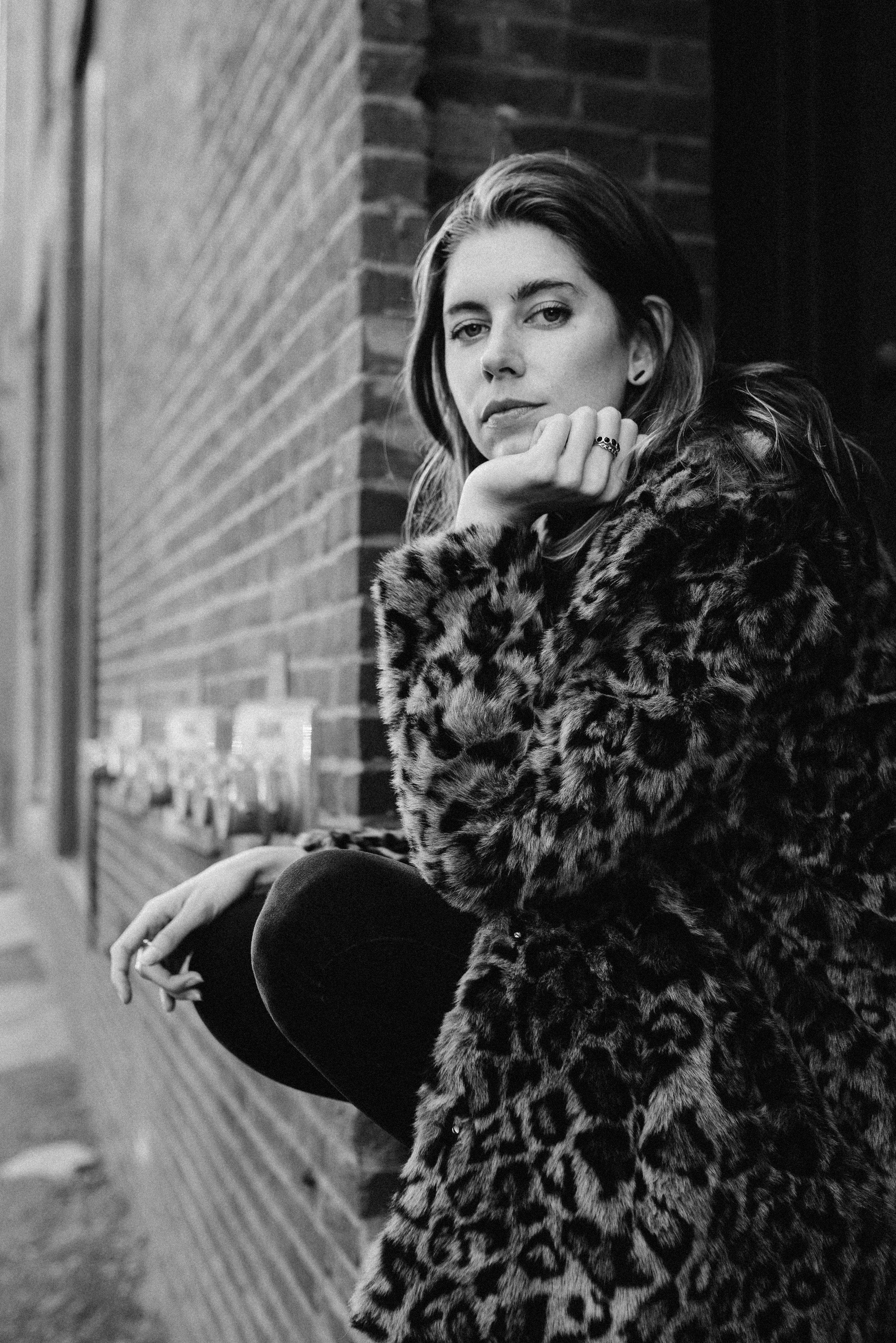 Boston model Amy Friel