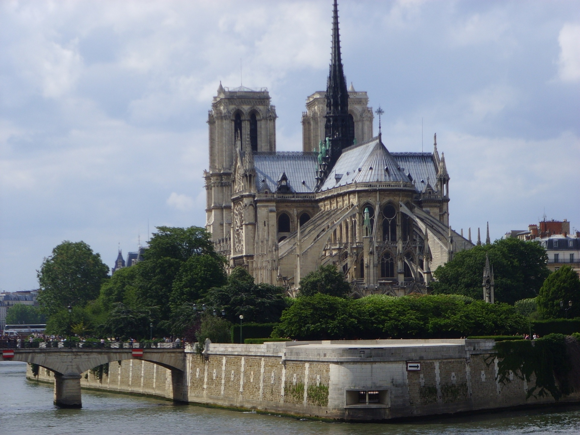 Historic Notre Dame Cathedral