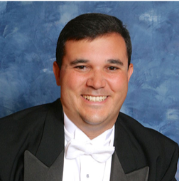 Dr. Anthony Pursell  Assistant Massed Band Director