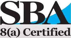 SBA 8(a) Certification logo