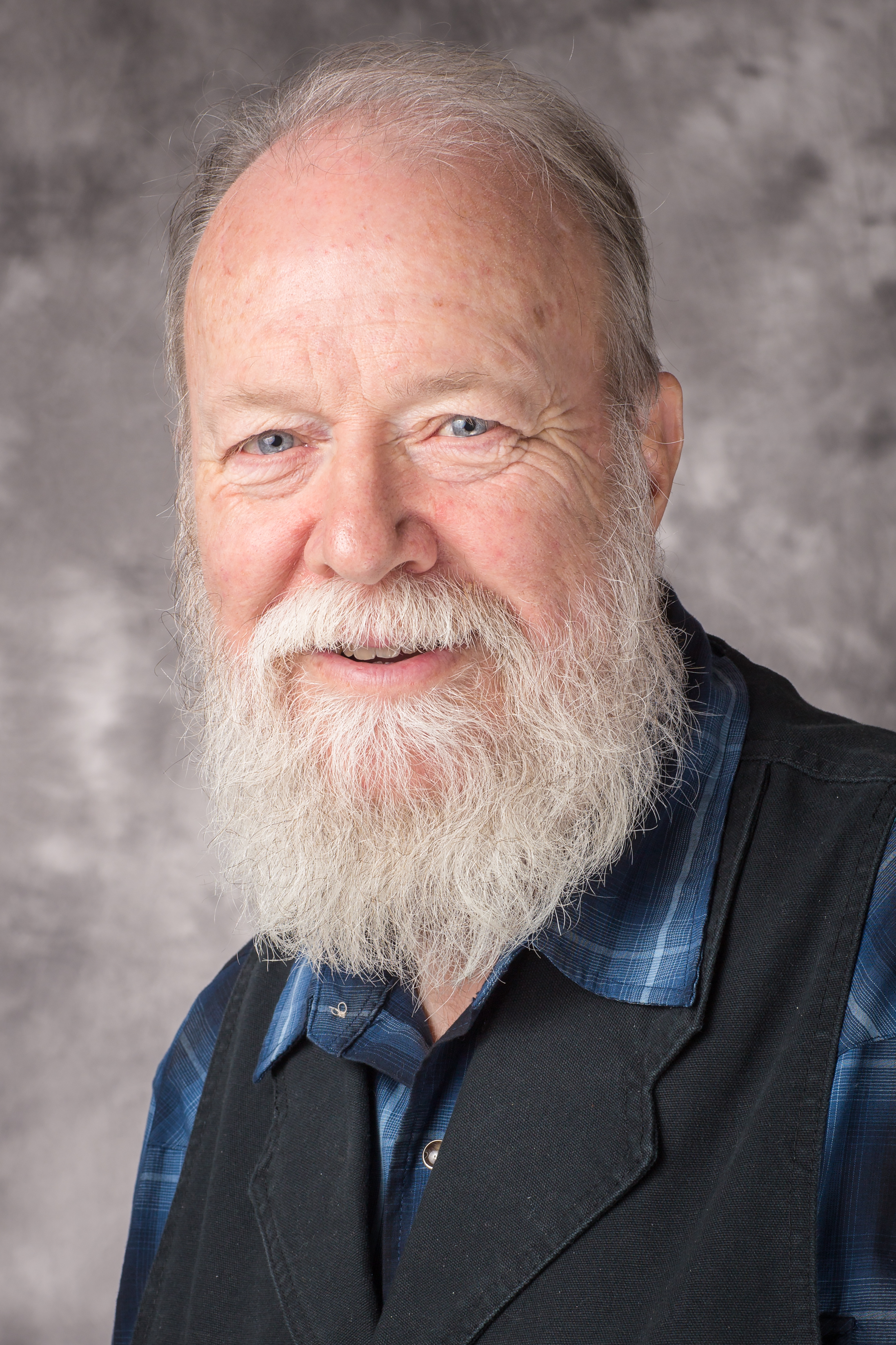 Jim Neill (Elder Emeritus)