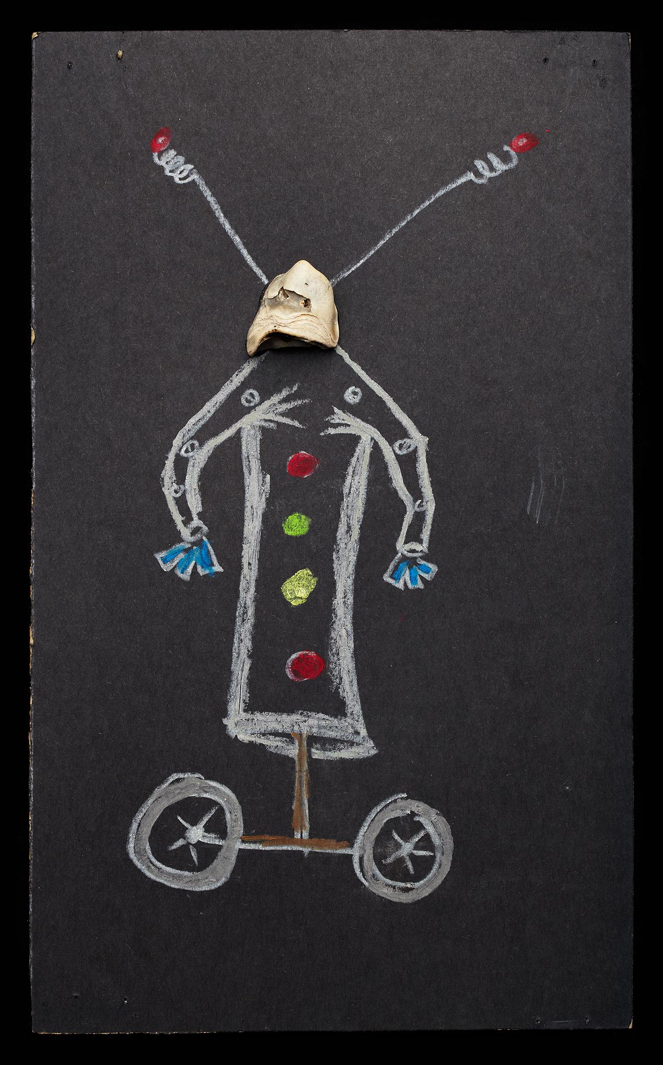 ShellArt-Robot by Thomas Wilson Laney