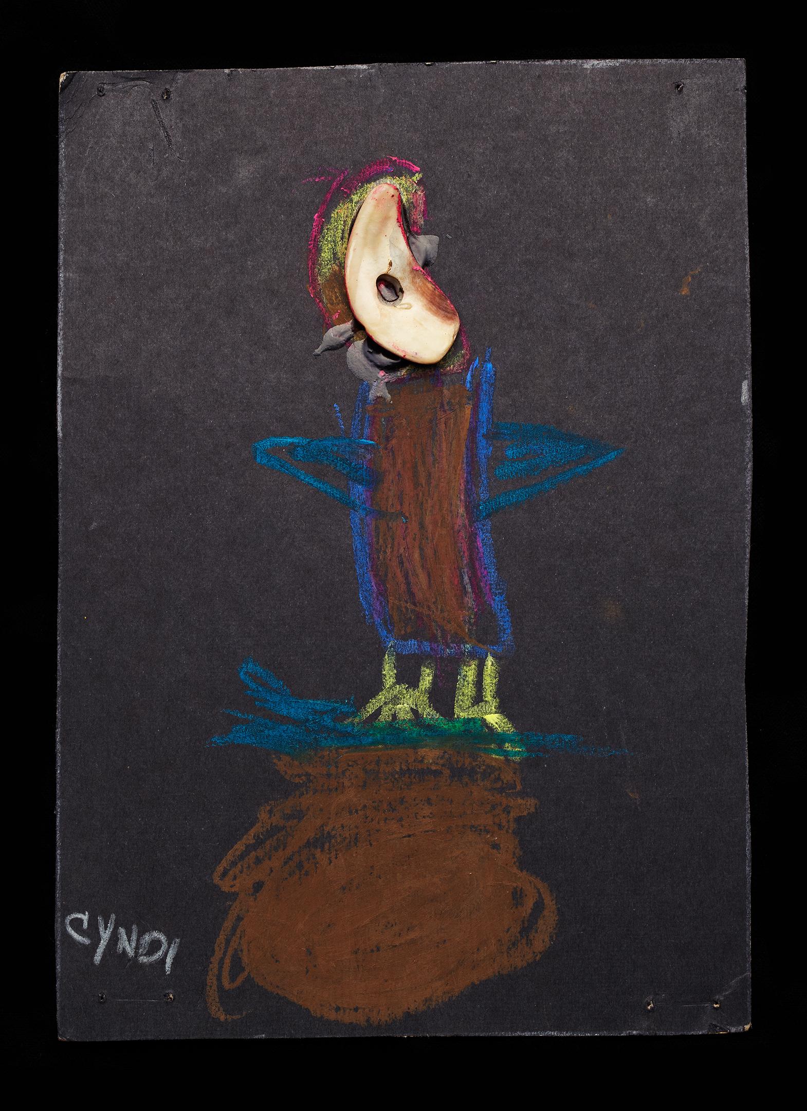 ShellArt- Bird by Cyndi Long