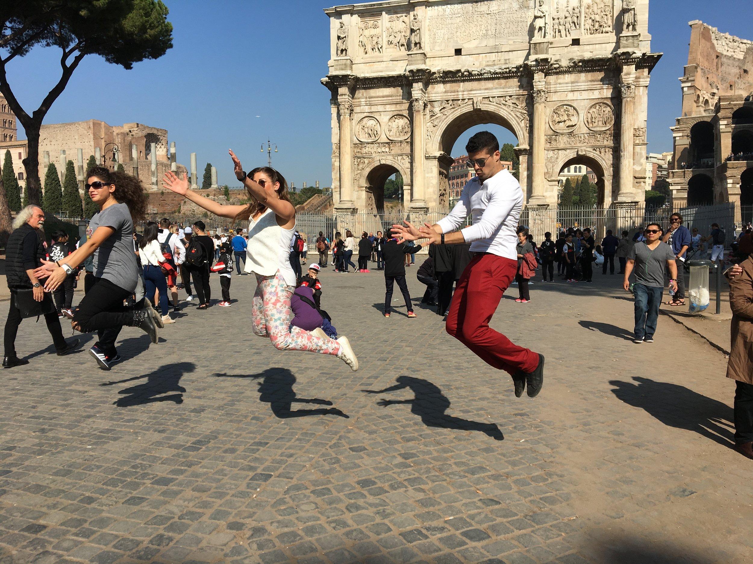 Piazza del Colosseo, Rome