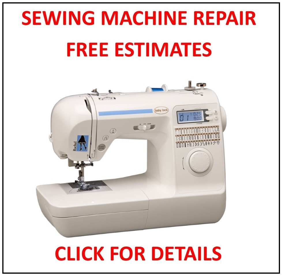 Portable Sewing Machine Repair Near Me