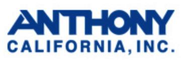 Anthony of California