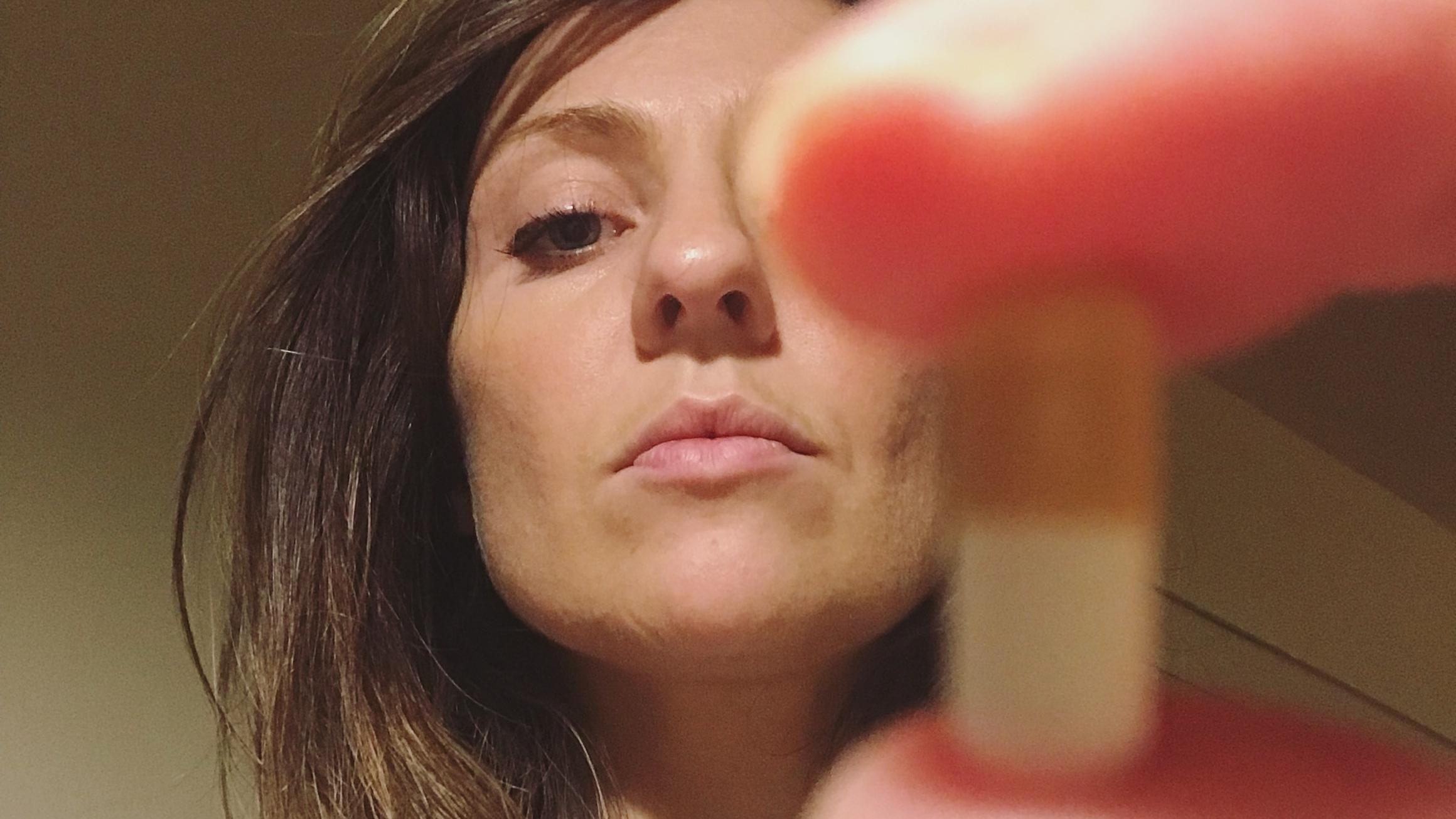 Ellie Lacey, Liver Transplant, Runner