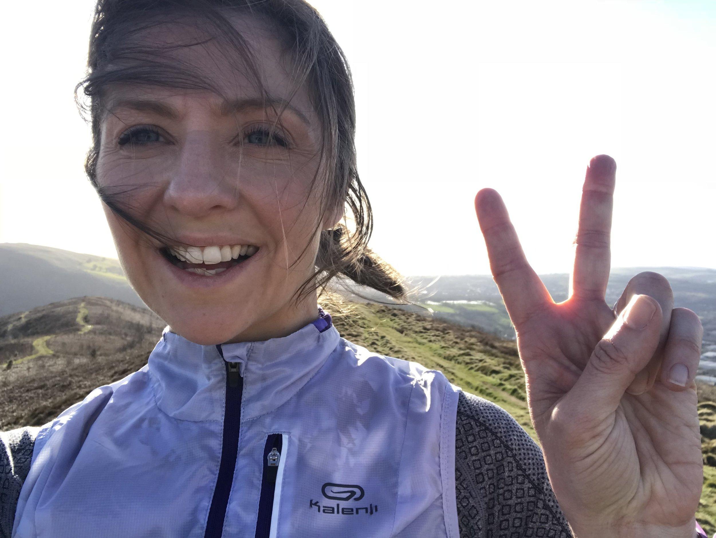 Ellie Lacey, Transplant Runner, Adidas Terrex ZeroDye Review
