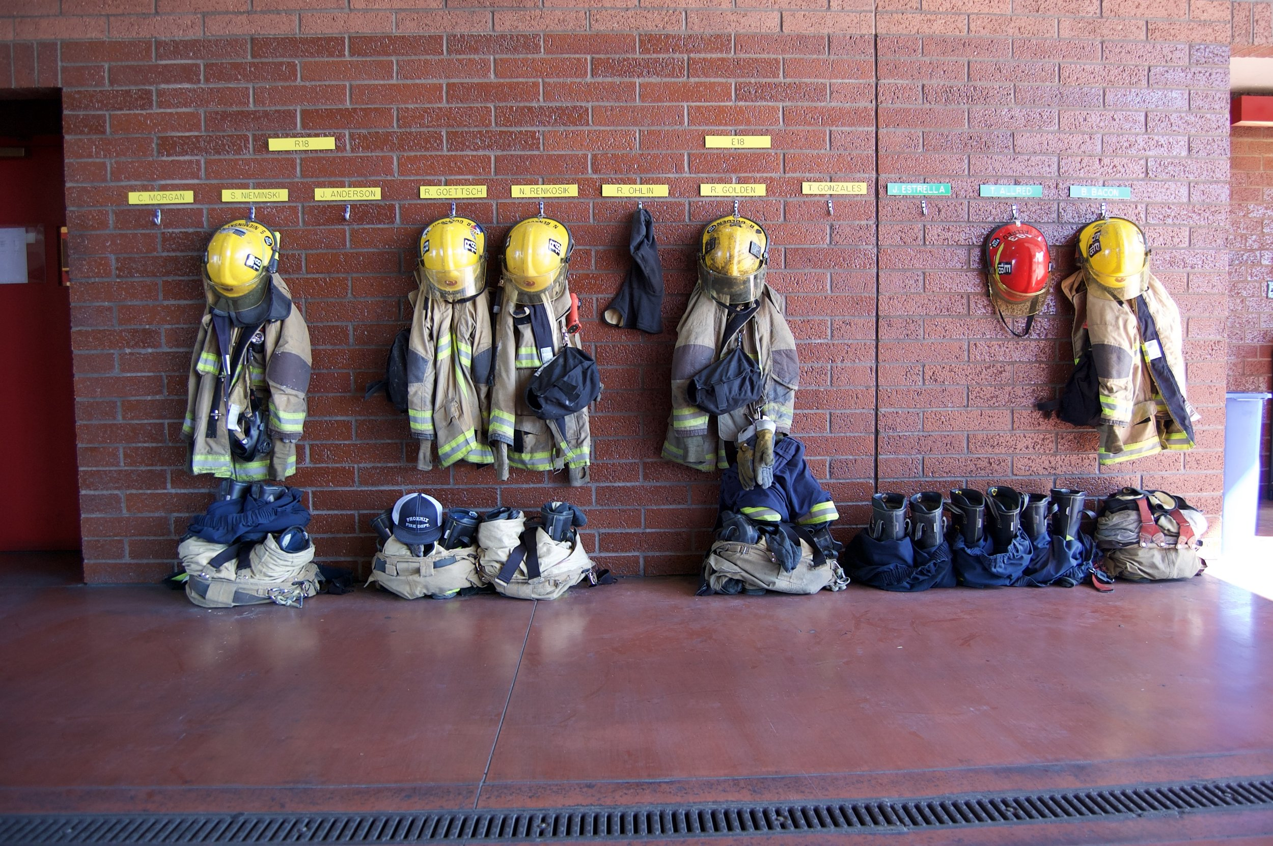 Want to Join the Team? - If you're an active firefighter, help train a new generation of firefighters with us as a VetRep.