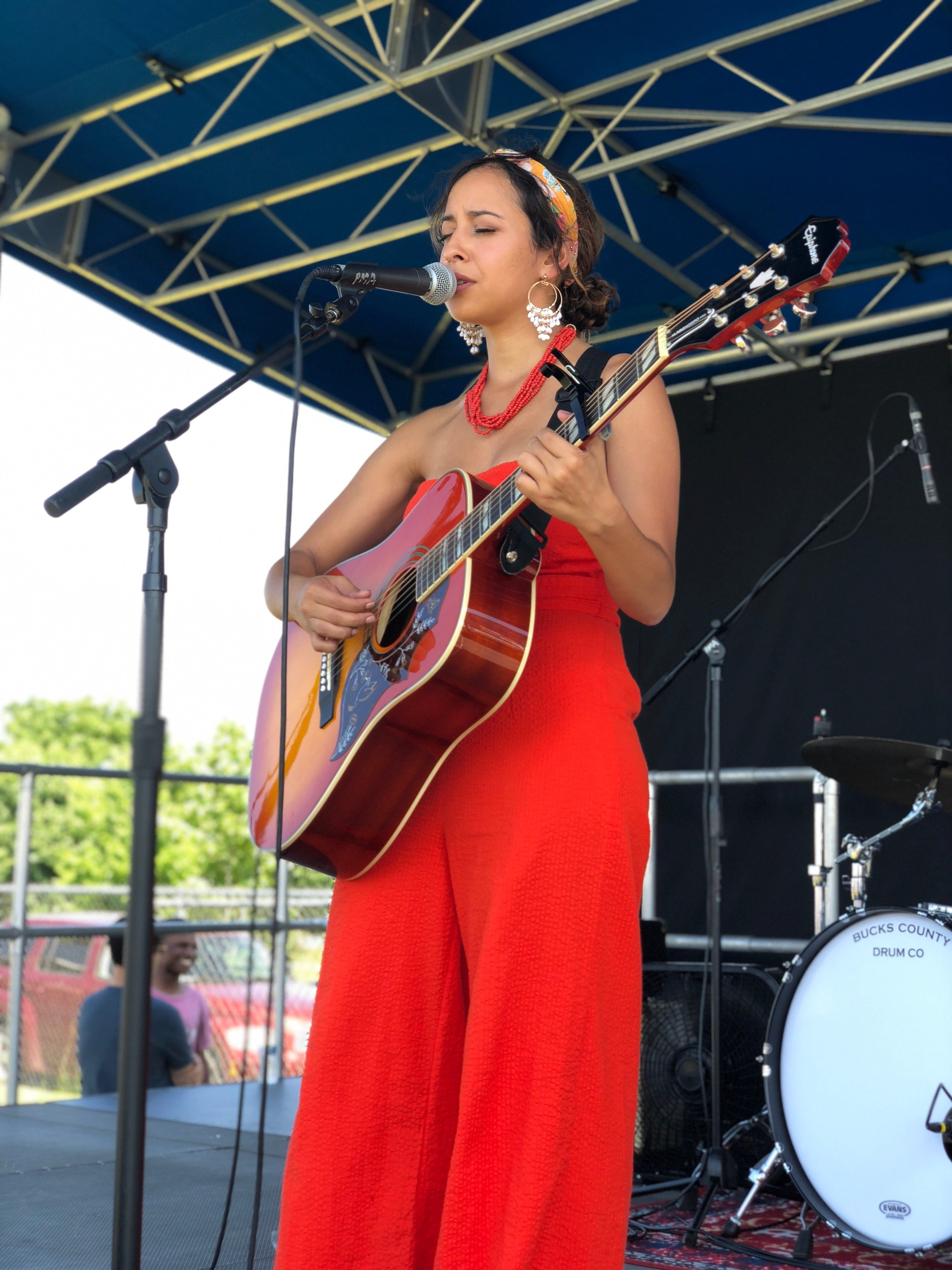 Guitar Girl Magazine - Covers Karina Daza in the line-up for the 2018