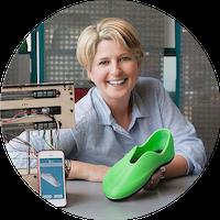 Lucy Beard, Founder of Feetz