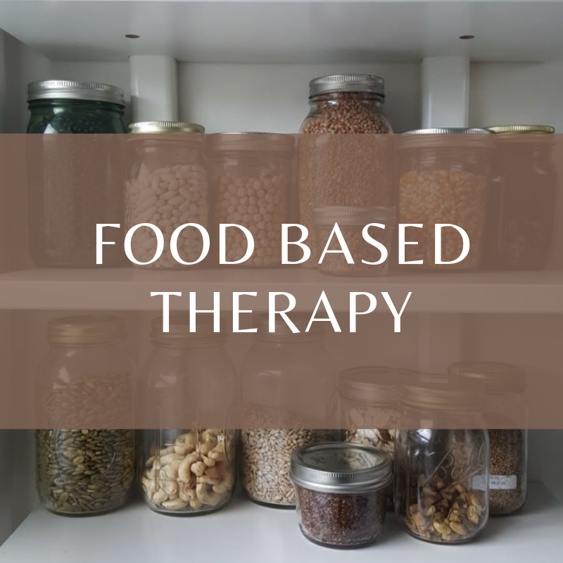 Food Based Therapy