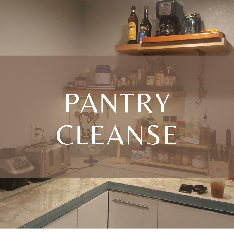 Pantry Cleanse
