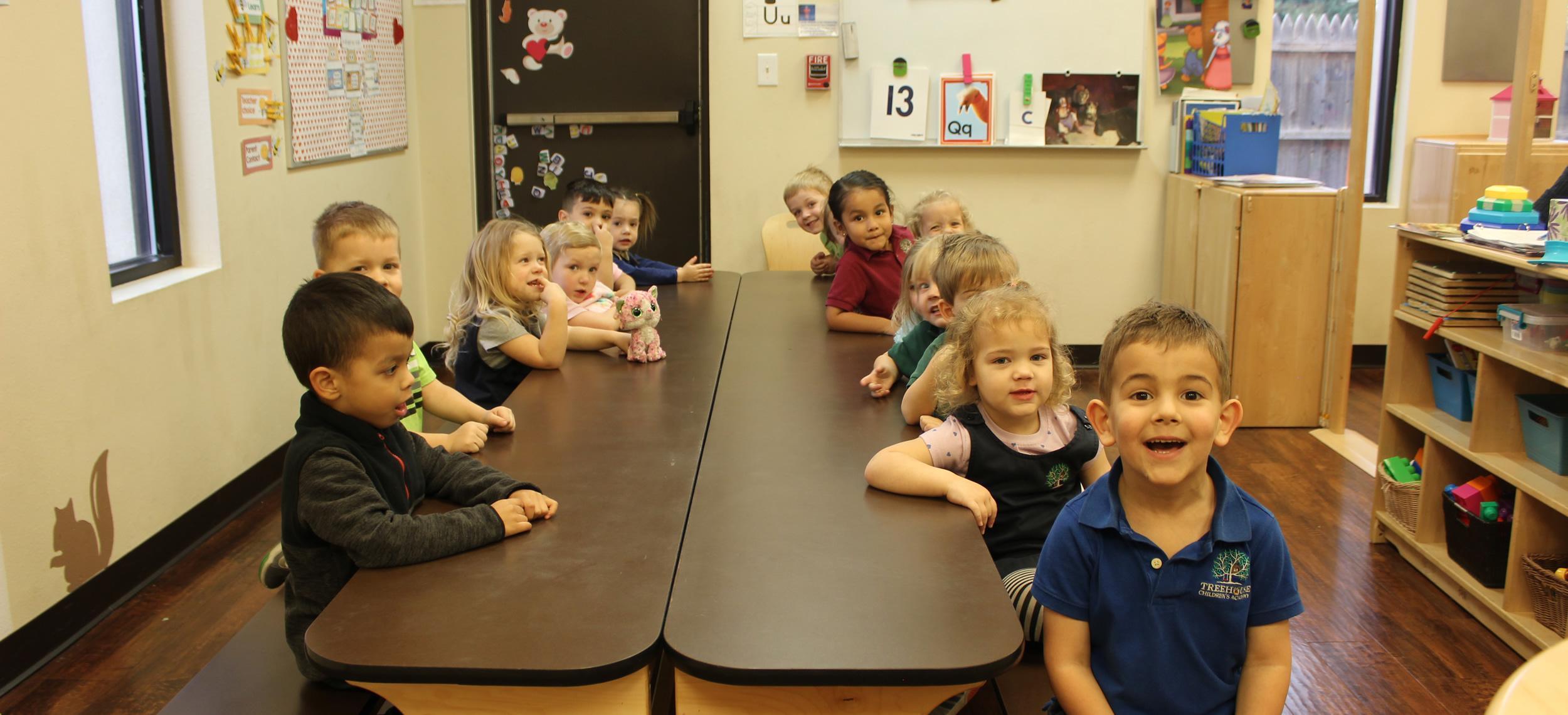 Private Preschool Lubbock, TX