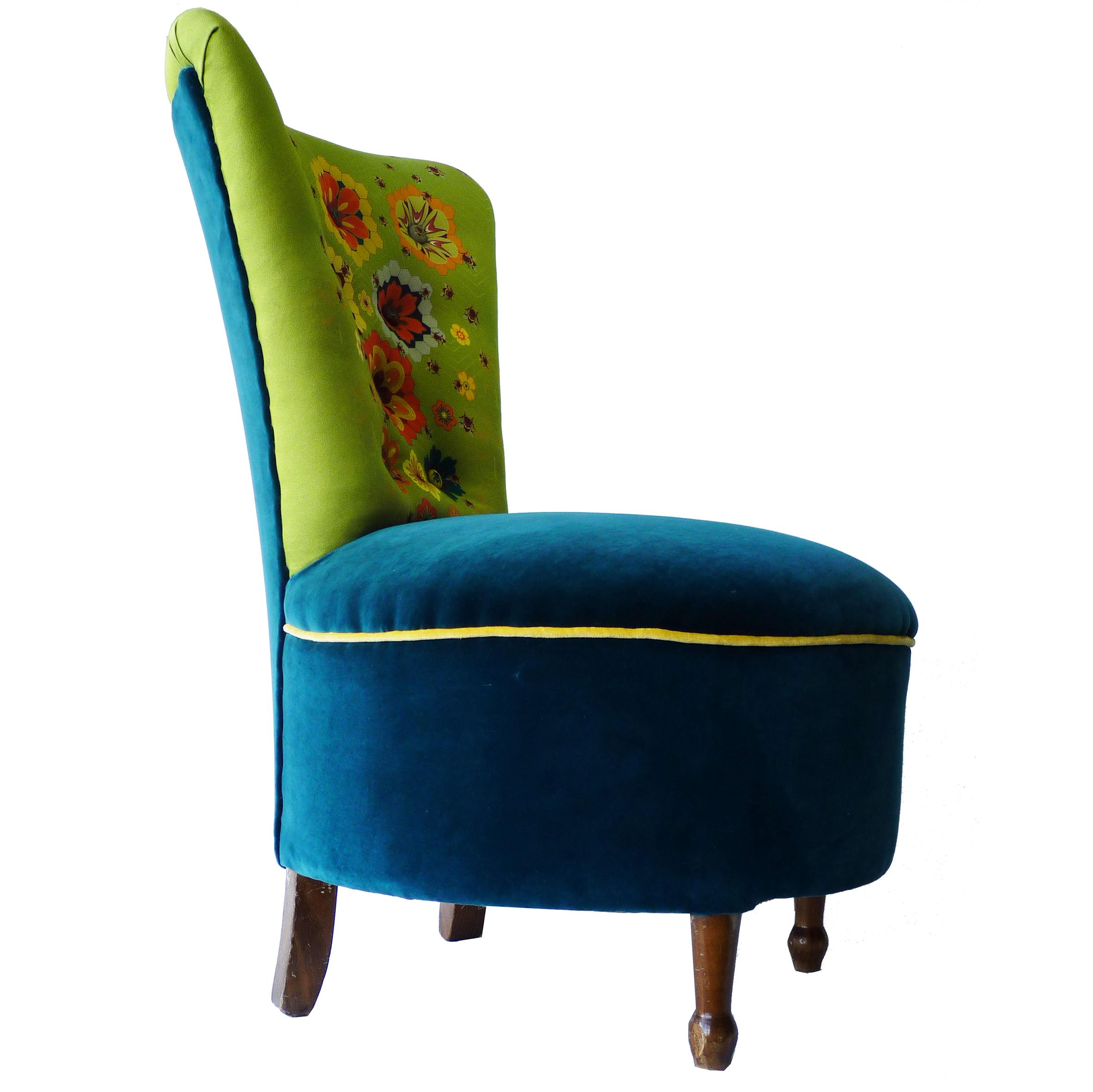 Katie Wallis Print queen bee chair 3.jpg