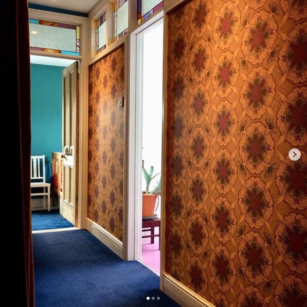 High brown fritillary wallpaper
