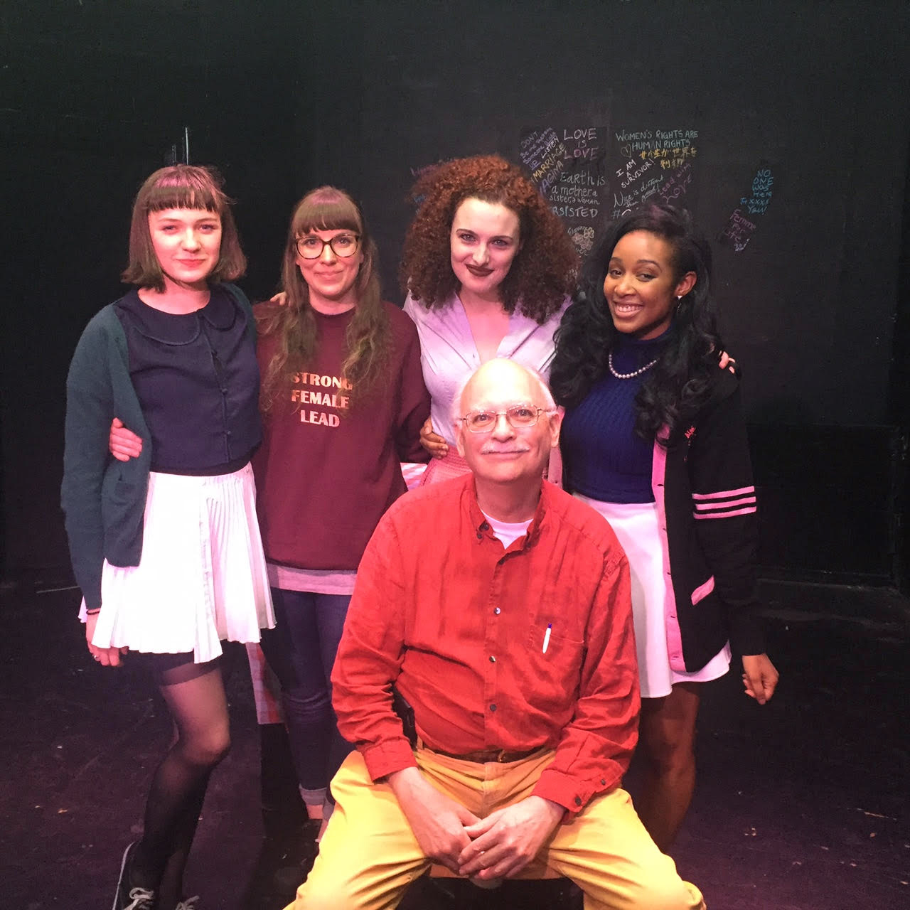 The Golden Goose  Cast and Writer