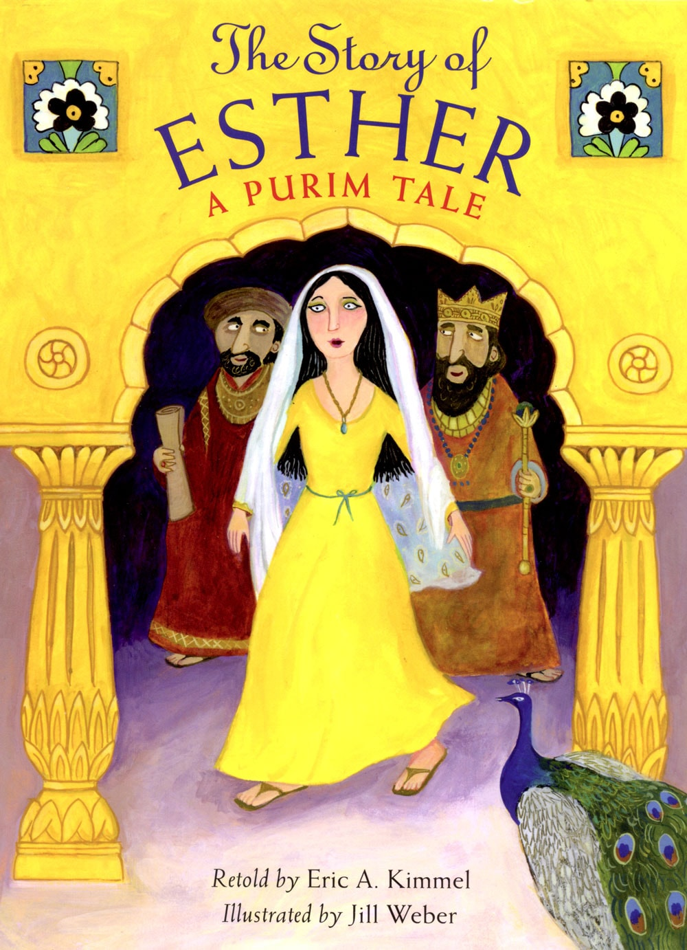 THE STORY OF ESTHER / Holiday House   2011
