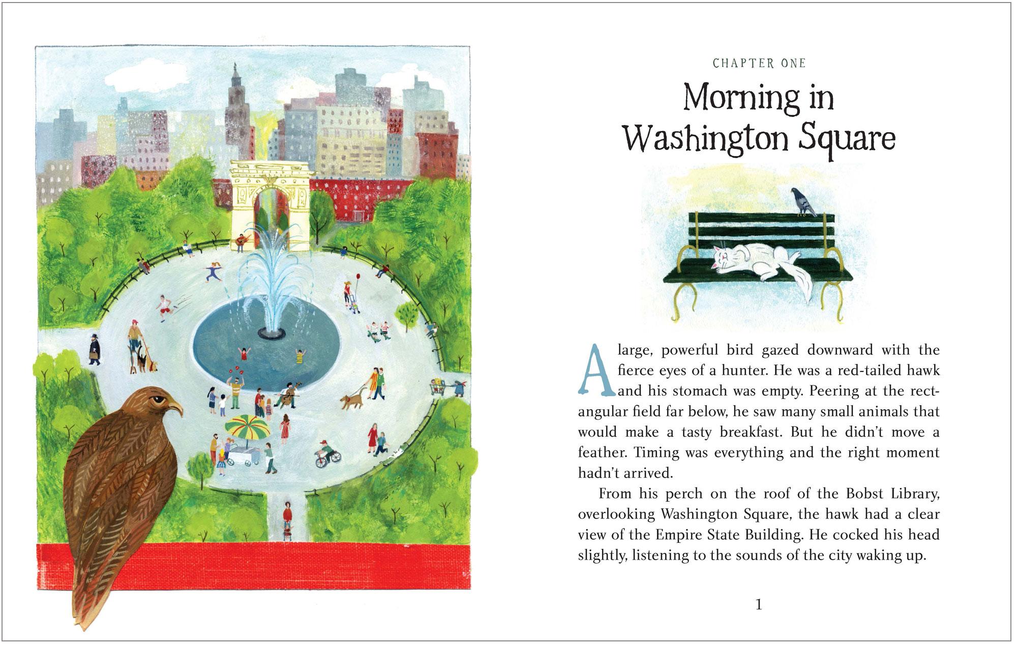 CAT IN THE CITY—design & illustration / Dial Books