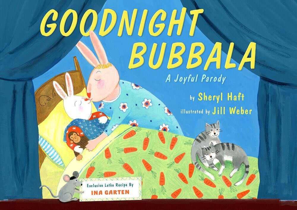 GOODNIGHT BUBBALA Book Cover / Dial Books for Young Readers 2019