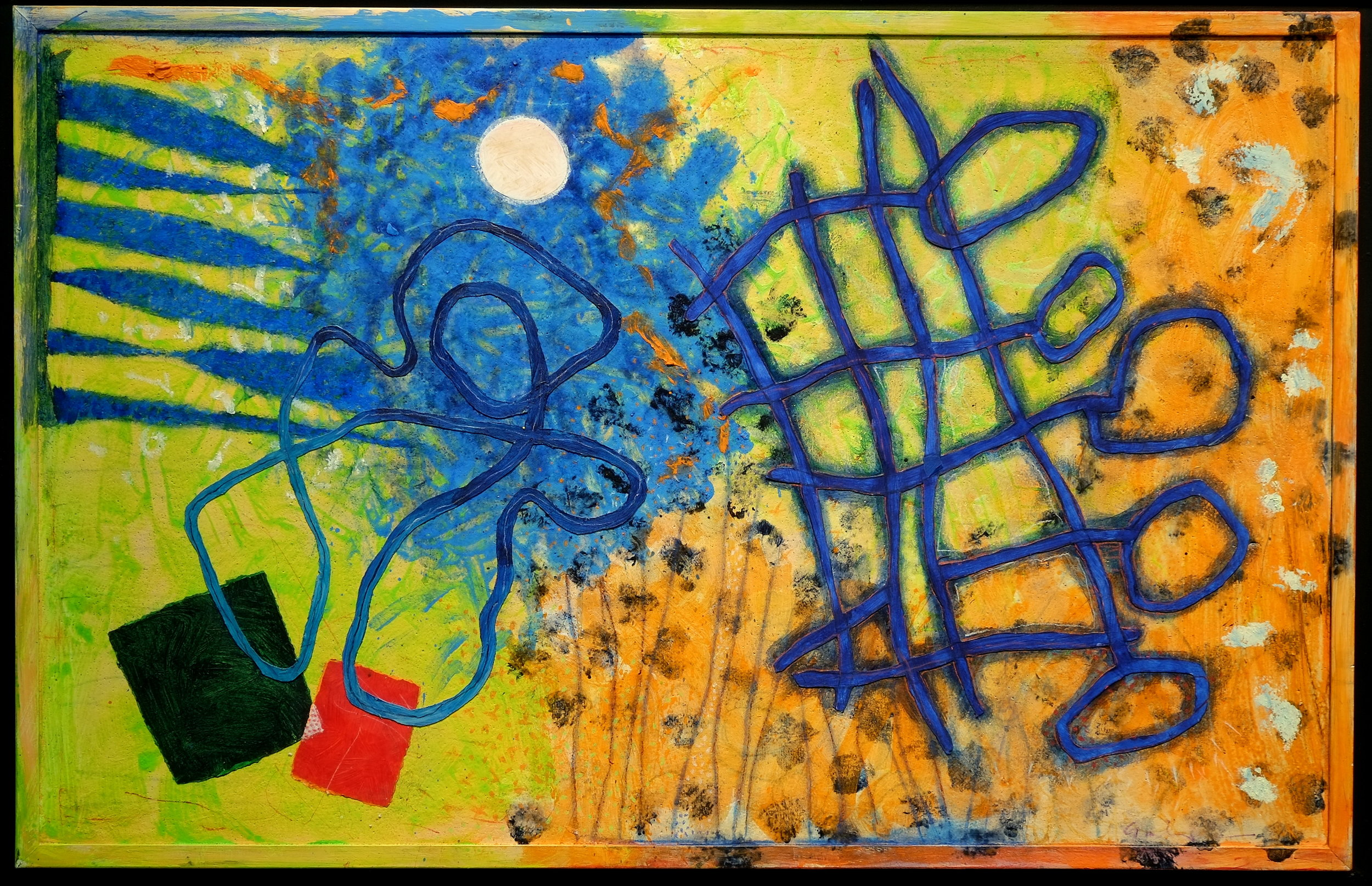 """""""Keys to the meanings of colour"""" (2014-16)"""