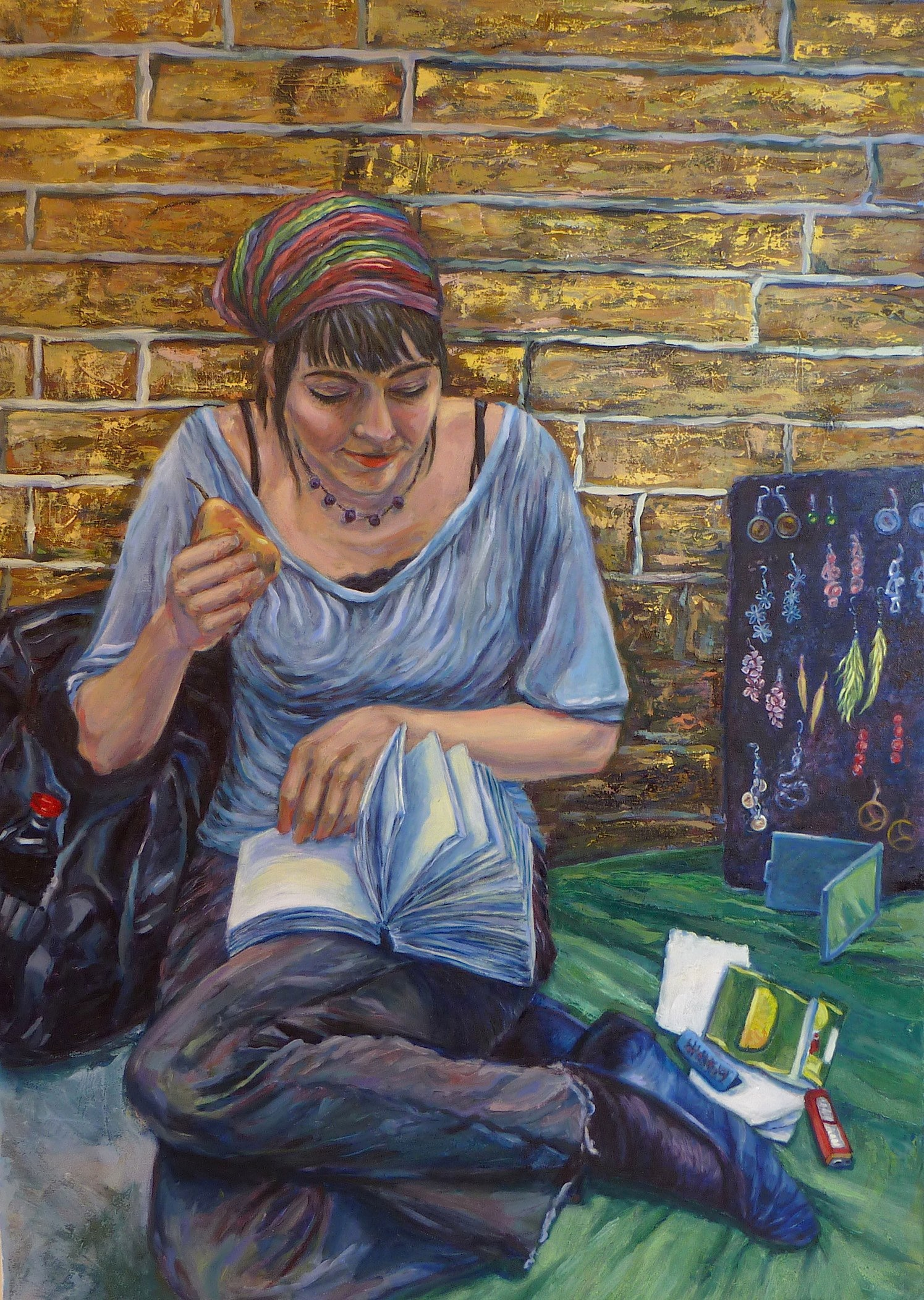 London Market Girl, 2010