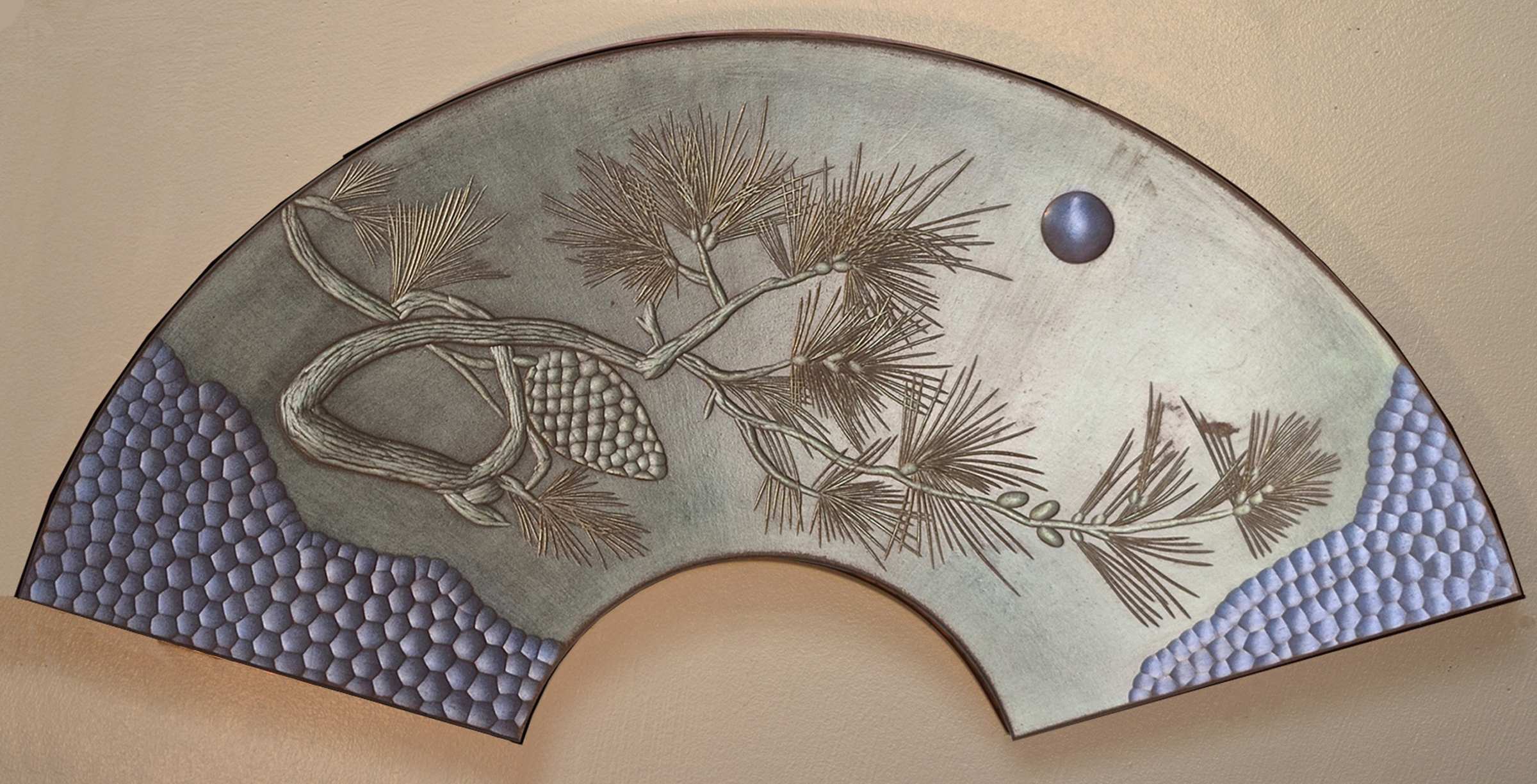 Pine Branch Fan