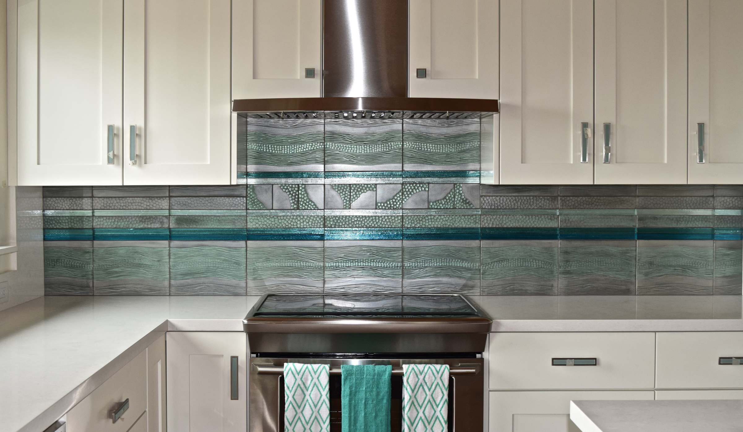 Ocean Energy Backsplash