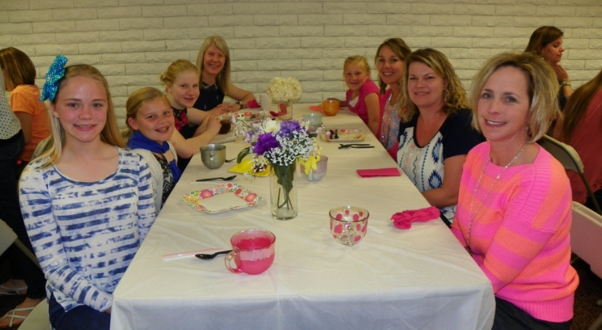 GEMS Ladies' Tea Event