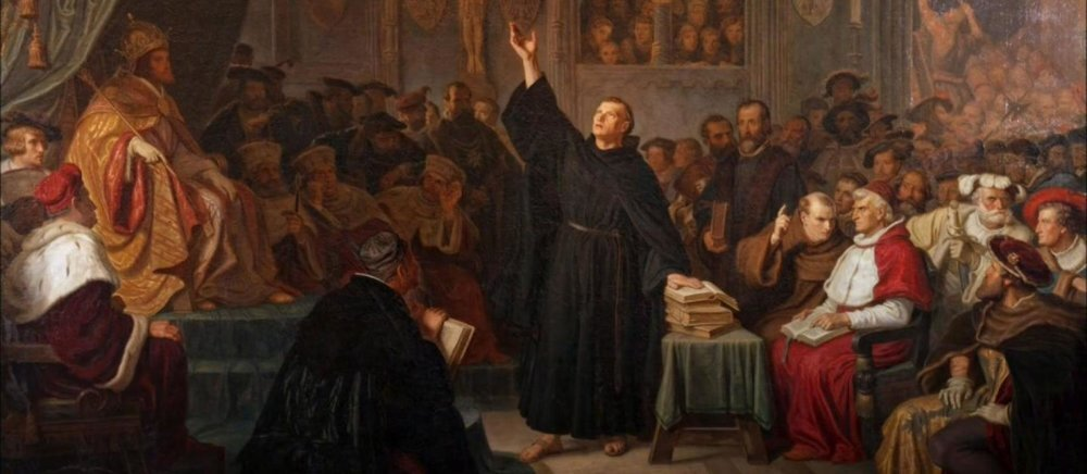 2019 Reformation Day Service
