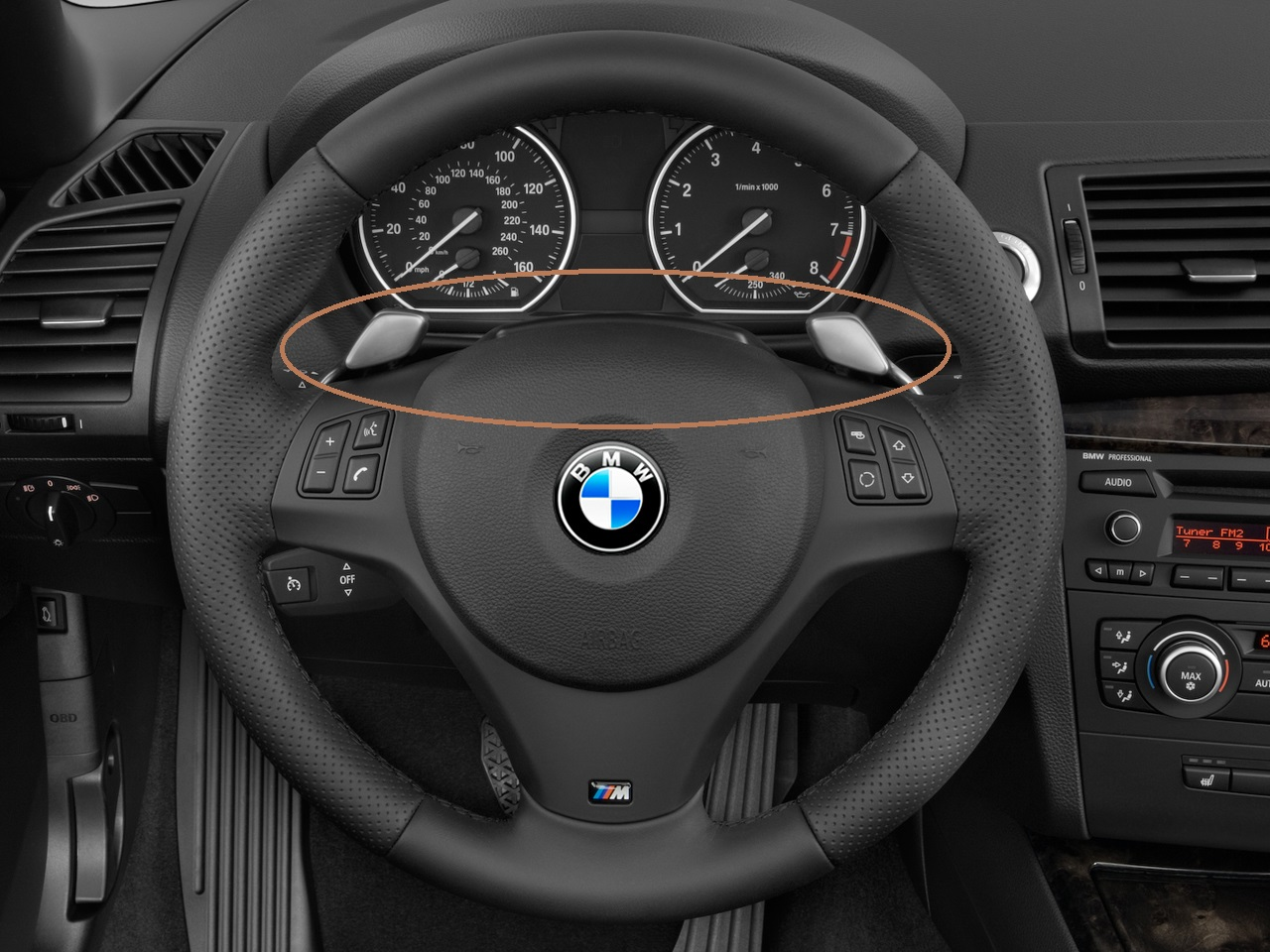 3 Series Fifth generation (E90/E91/E92/E93; 2010–2013)   PADDLE SHIFT WHEEL    1 Series First Generation (E81/E82/E87/E88; 2010–2013) PADDLE SHIFT WHEEL