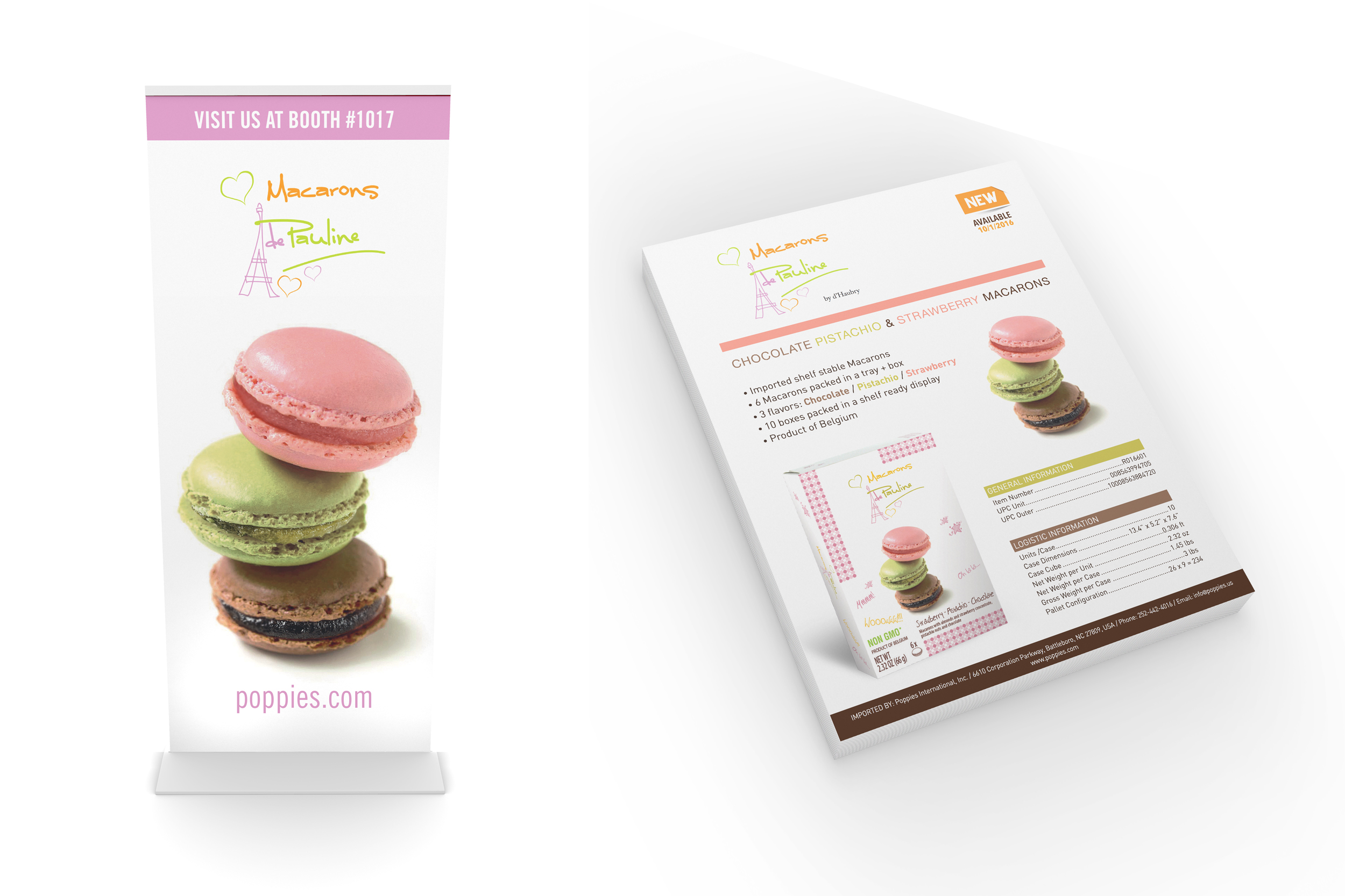 Pop-Up Banners and Sale Sheets Design and Printing