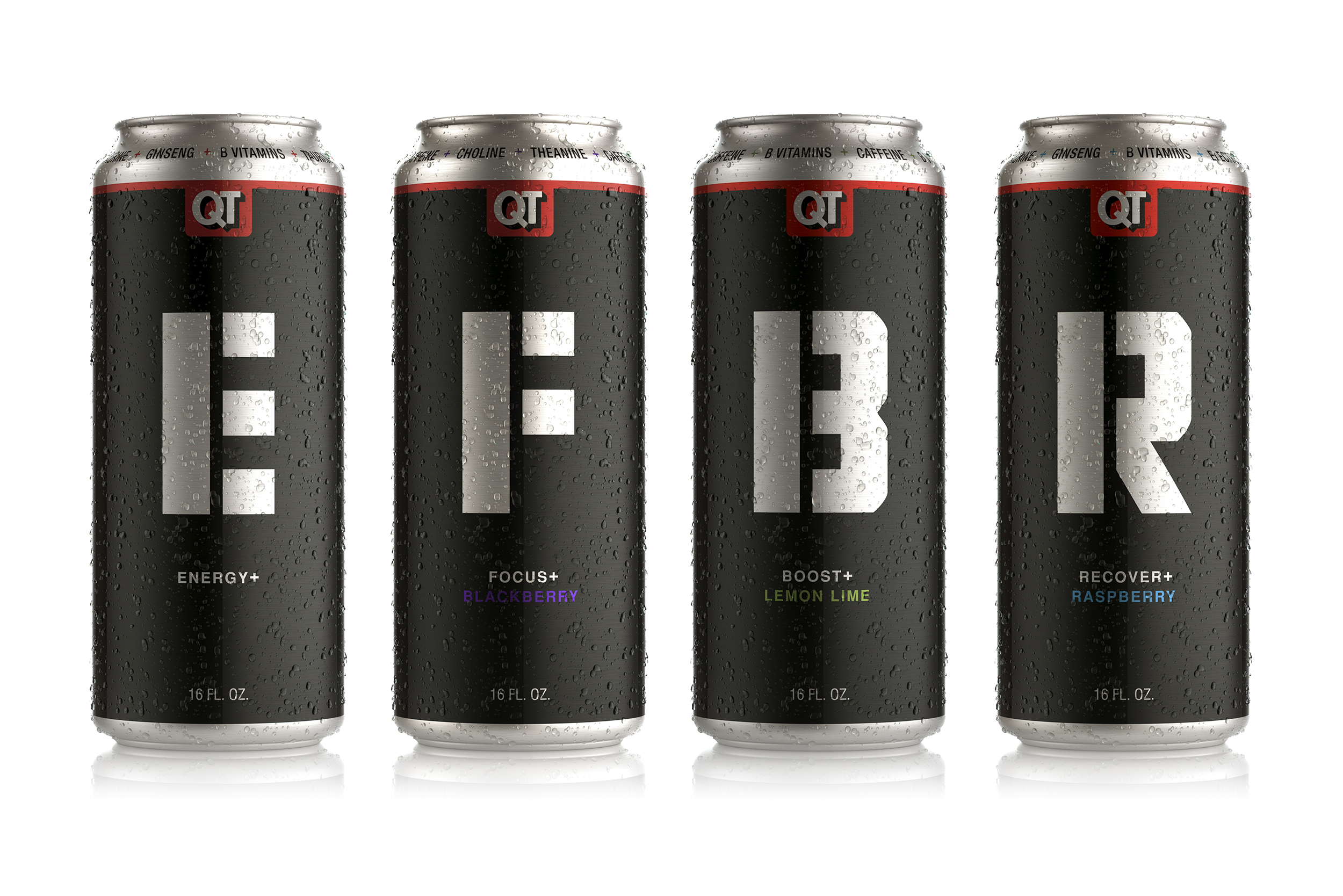 QuikTrip Energy Drink - ENERGIZING THE PRIVATE LABEL