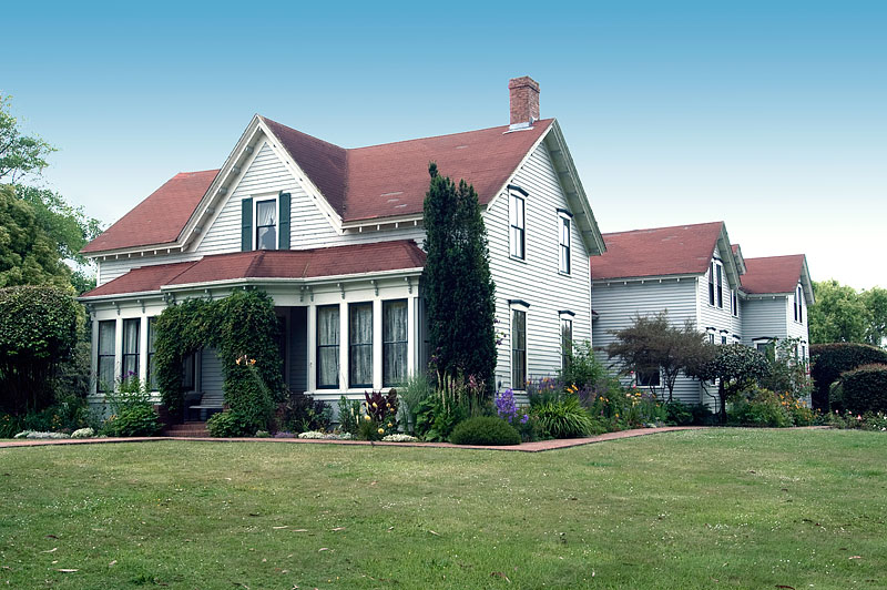 Fern Cottage Historic District in Ferndale, CA