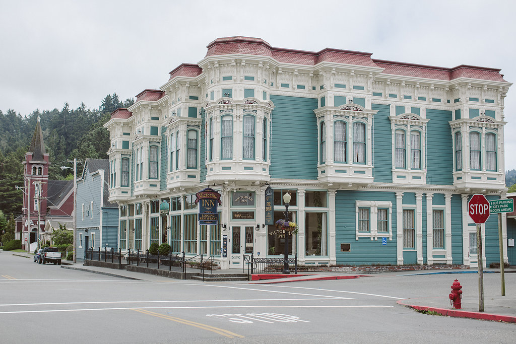 The Victorian Inn | Ferndale CA